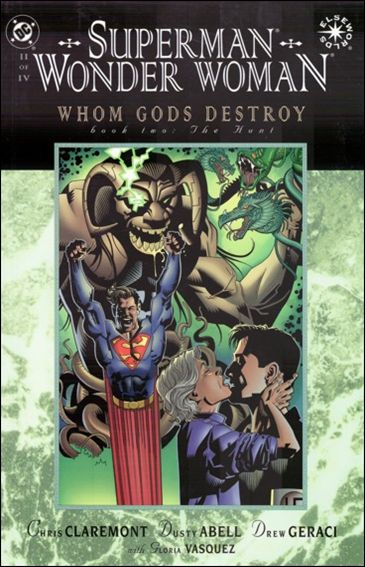 Superman/Wonder Woman: Whom Gods Destroy 2-A by DC