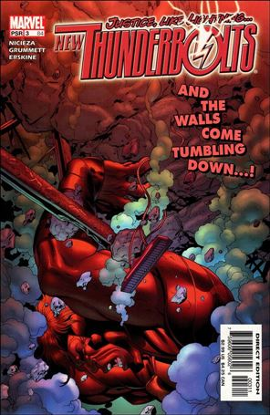 New Thunderbolts 3-A