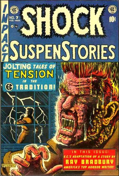 Shock SuspenStories (1952) 7-A by E.C.