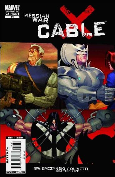 Cable (2008) 14-C by Marvel
