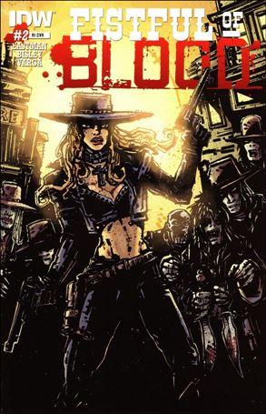 Fistful of Blood 2-C
