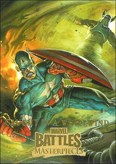 2008 Marvel Masterpieces: Series 3 (Base Set) 50-A by SkyBox