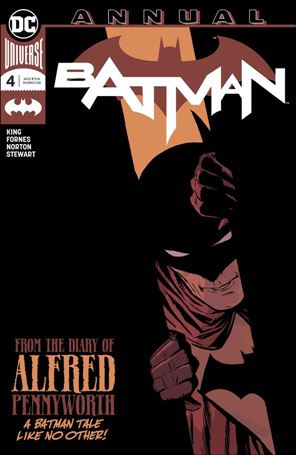 Batman Annual (2017) 4-A