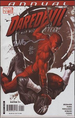 Daredevil Annual '1'-B