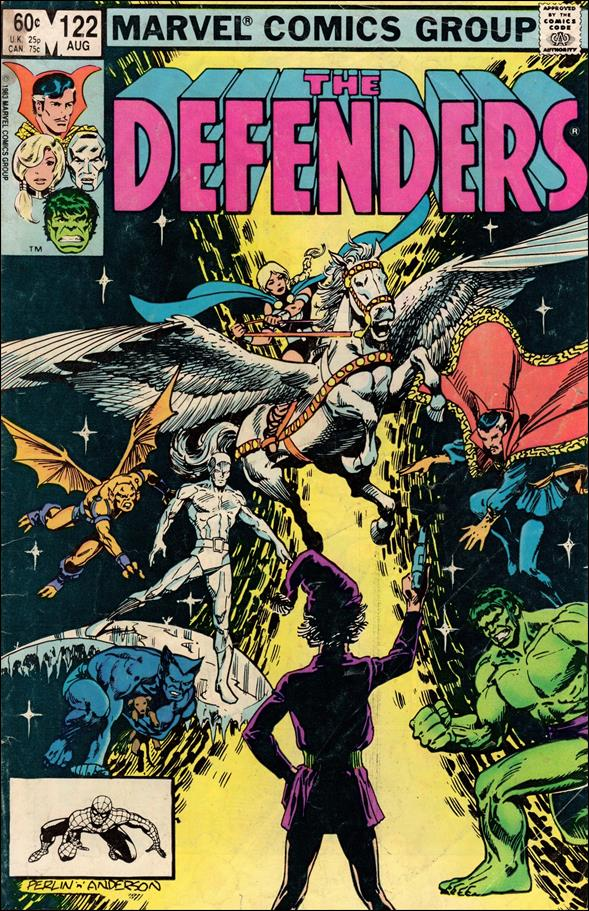 Defenders (1972) 122-A by Marvel