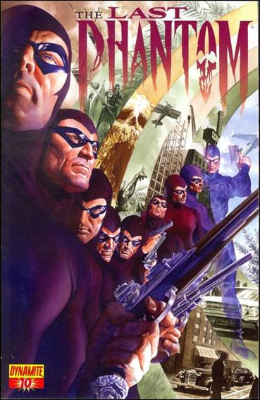 Last Phantom 10-A by Dynamite Entertainment