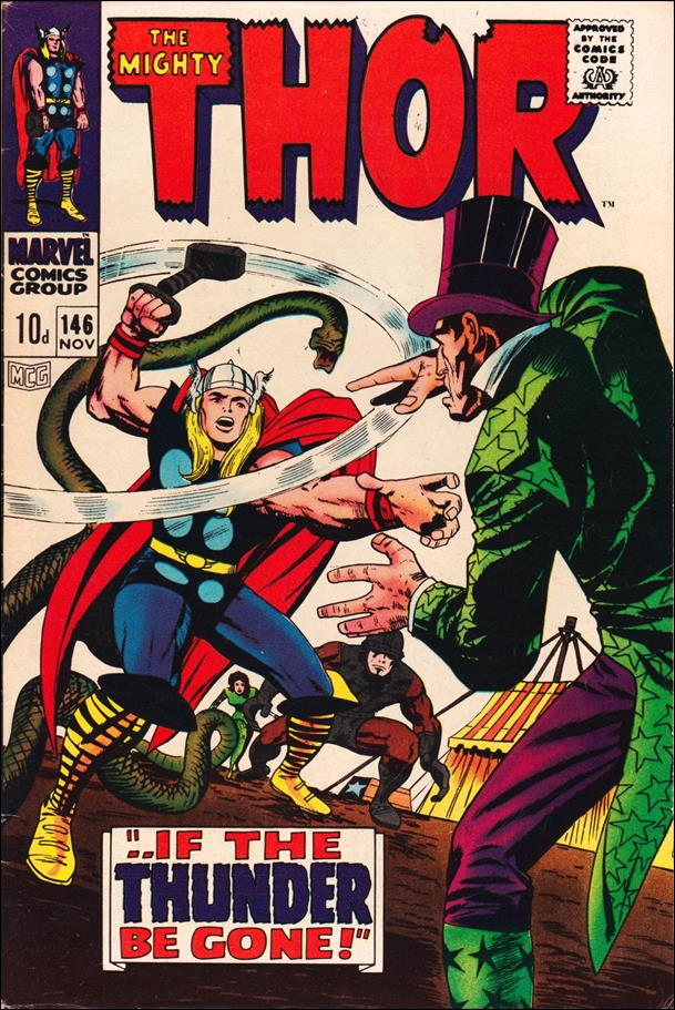 Thor (1966) 146-B by Marvel