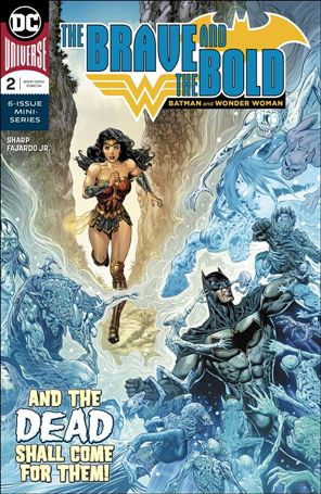 Brave and the Bold: Batman and Wonder Woman 2-A