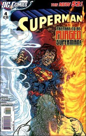 Superman (2011) 4-A
