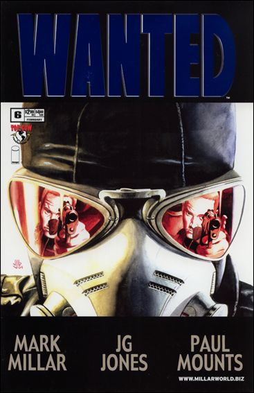 Wanted (2003) 6-I by Top Cow