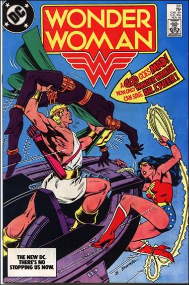 Wonder Woman (1942) 321-A by DC