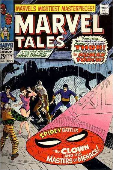 Marvel Tales (1966) 17-A by Marvel