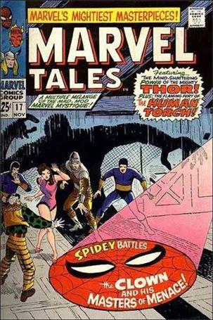 Marvel Tales (1966) 17-A