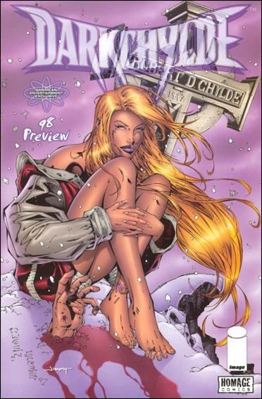 Darkchylde Preview Special 1998 nn-B by Homage Comics