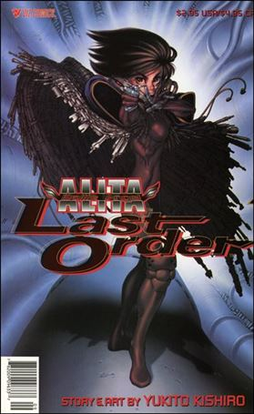 Battle Angel Alita: Last Order 1-A