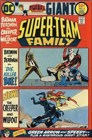 Super-Team Family 2-A