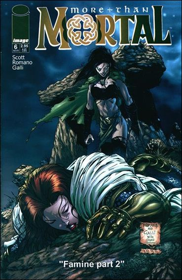 More Than Mortal (1997) 6-A by Liar Comics