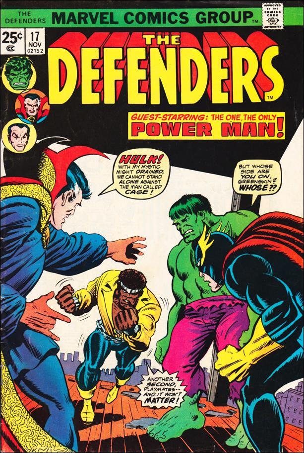 Defenders (1972) 17-A by Marvel