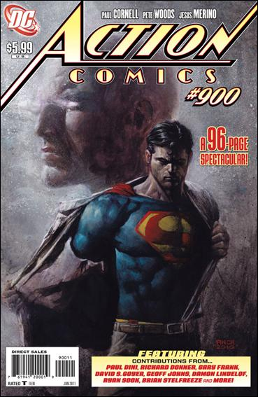 Action Comics (1938) 900-A by DC