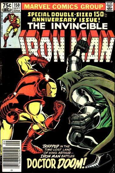 Iron Man (1968) 150-A by Marvel