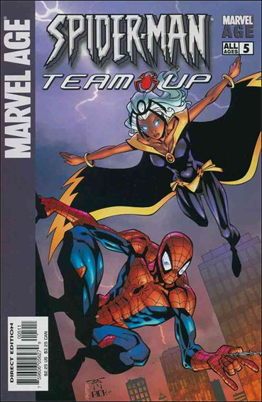 Marvel Age: Spider-Man Team-Up 5-A by Marvel