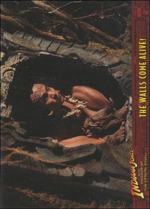 Indiana Jones and the Kingdom of the Crystal Skull (Base Set) 63-A