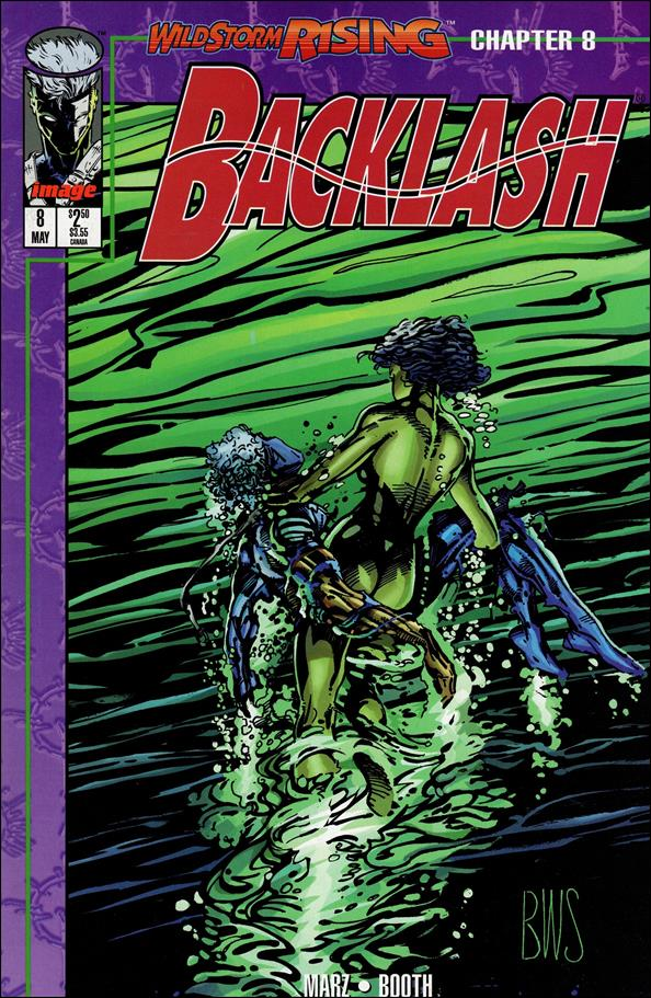 Backlash 8-A by Image