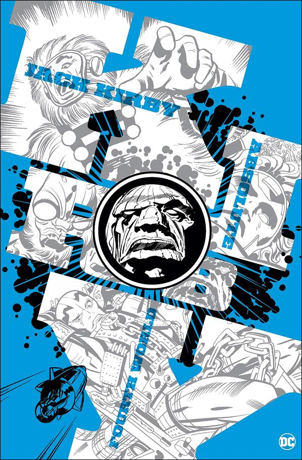 Absolute Fourth World by Jack Kirby 1-A by DC