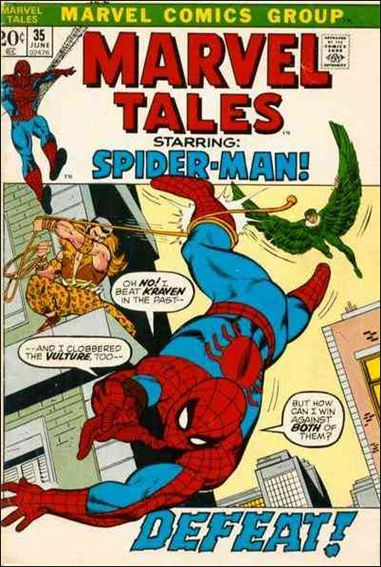 Marvel Tales (1966) 35-A by Marvel