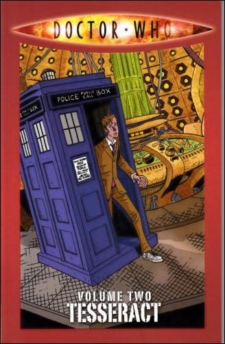 Doctor Who (2010) 2-A by IDW