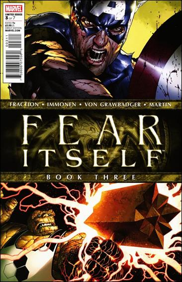 Fear Itself 3-A by Marvel