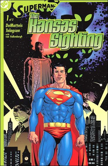 Superman: The Kansas Sighting 1-A by DC