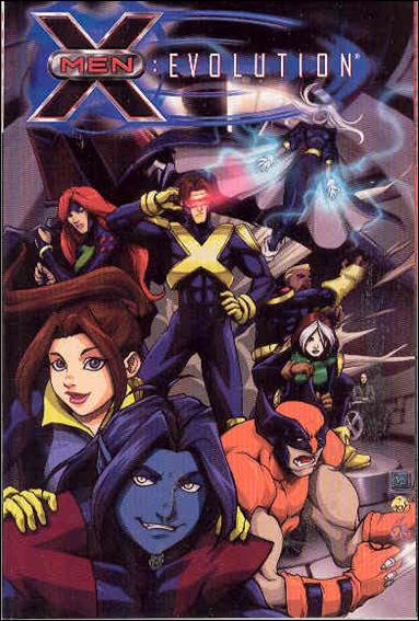 X-Men: Evolution 1-A by Marvel