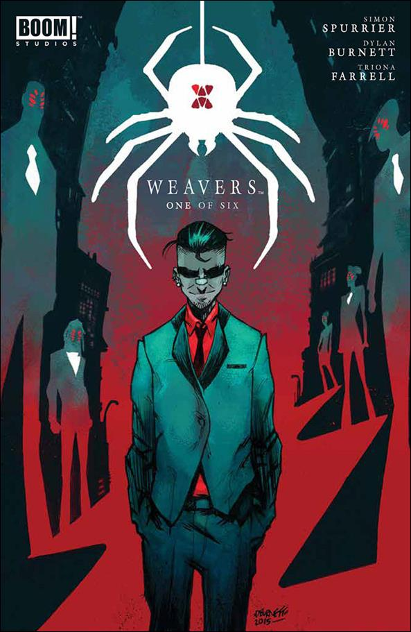 Weavers 1-A by Boom! Studios