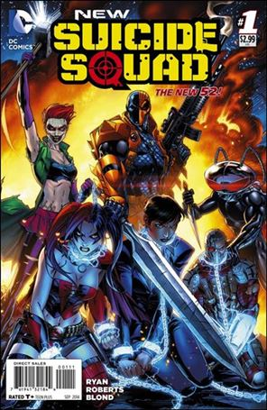 New Suicide Squad 1-A