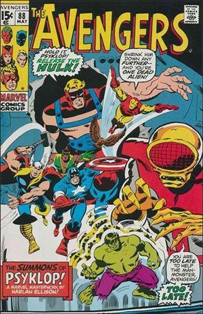 Avengers (1963) 88-A