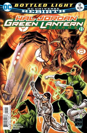Hal Jordan and the Green Lantern Corps 12-A