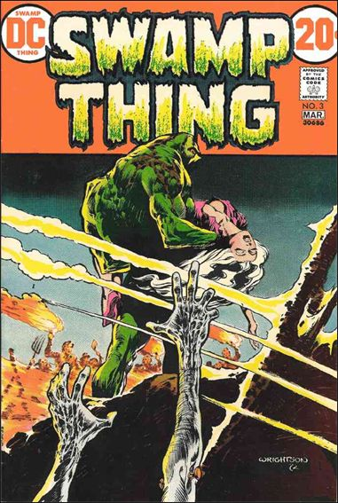 Swamp Thing (1972) 3-A by DC