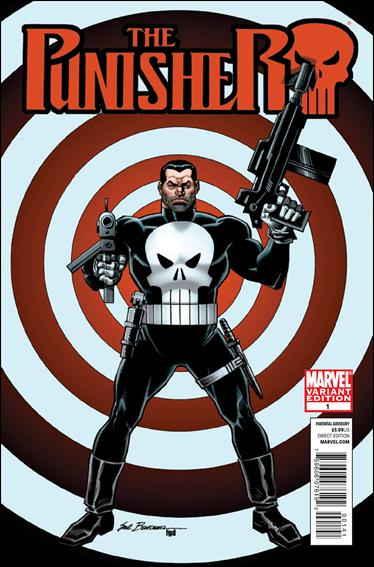 Punisher (2011) 1-B by Marvel