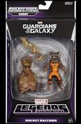 Marvel Legends Infinite: Guardians of the Galaxy (Groot Series) Rocket Raccoon