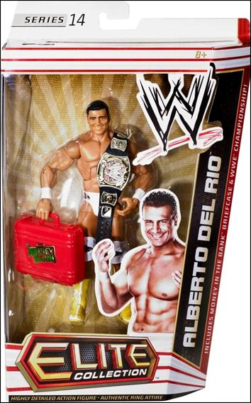 WWE: Elite Collection (Series 14)  Alberto Del Rio by Mattel