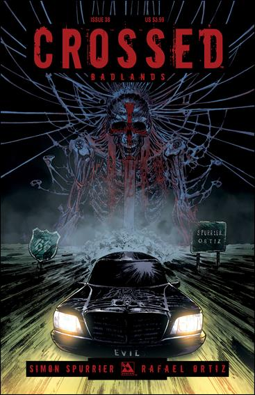 Crossed: Badlands 38-A by Avatar Press