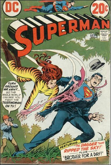 Superman (1939) 256-A by DC