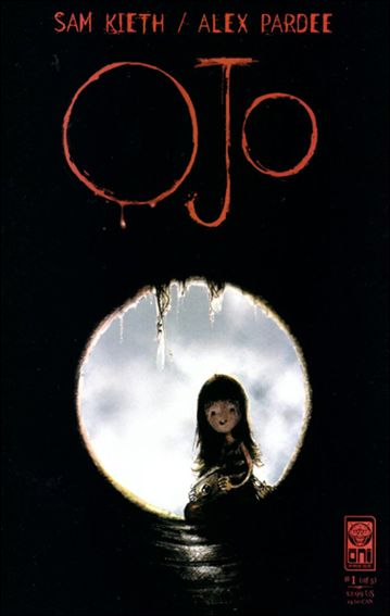 Ojo 1-A by Oni Press