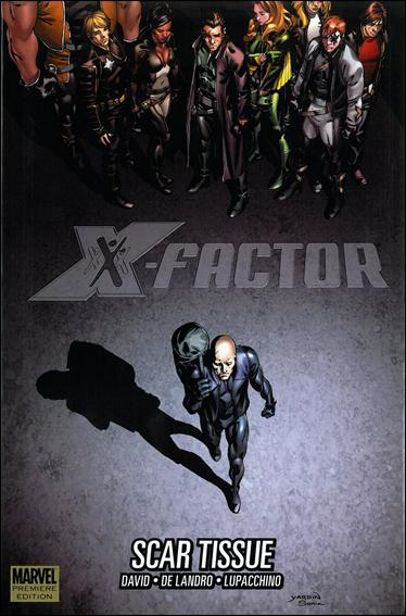 X-Factor: Scar Tissue nn-A by Marvel