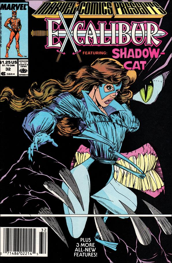 Marvel Comics Presents (1988) 32-A by Marvel
