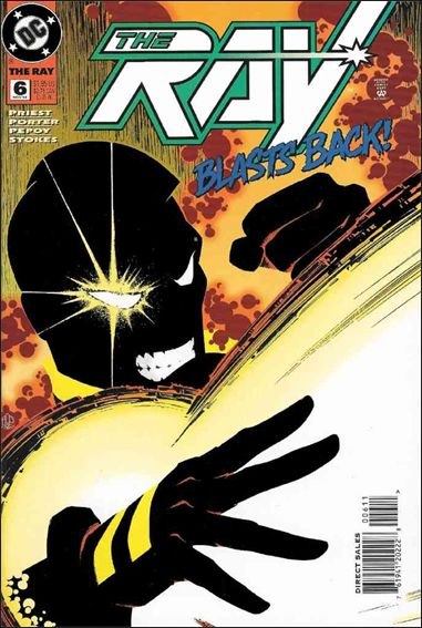 Ray (1994) 6-A by DC