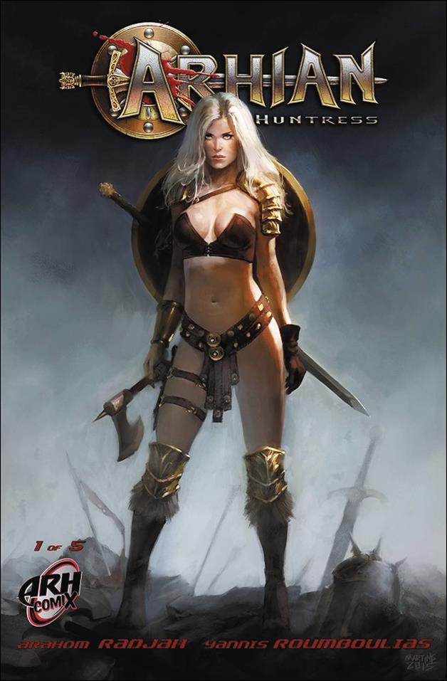 Arhian Head Huntress 1-A