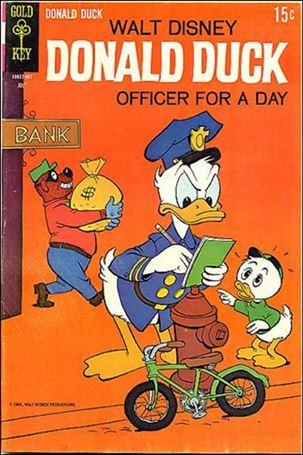 Walt Disney's Donald Duck (1952) 126-A