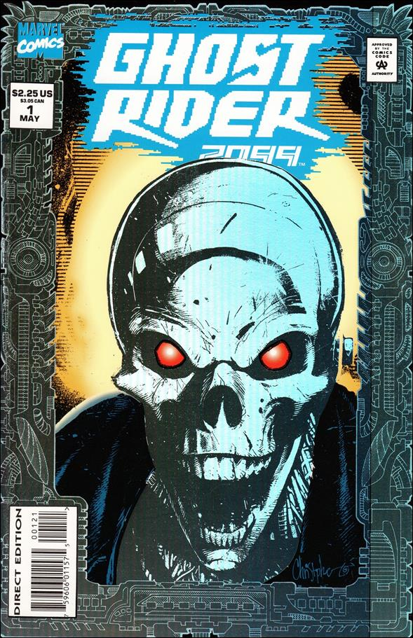 Ghost Rider 2099 1-A by Marvel